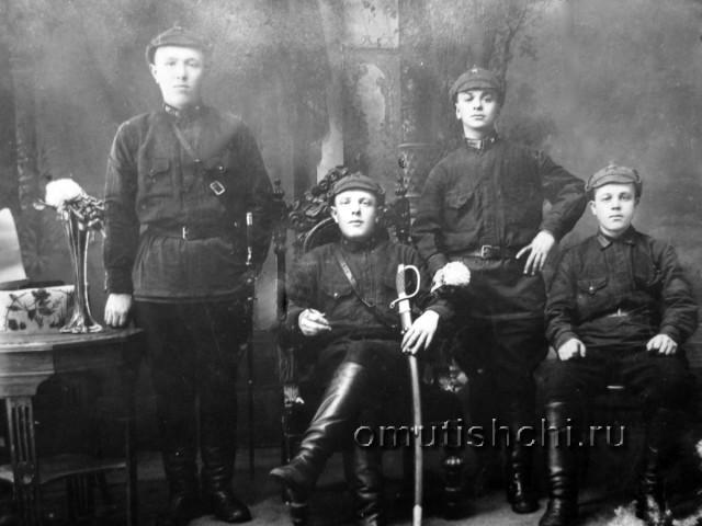 Кавалерийский полк красной армии