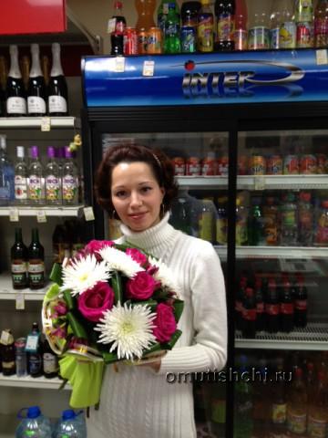День рождения у Кирсановой Насти 2013 год.