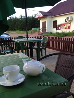 Утренний кофе в деревне Старые Омутищи