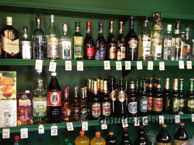 Где можно вечером купить водку в Старых Омутищах