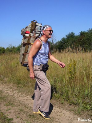 Житель деревни, фотограф-любитель Алексей Орлов