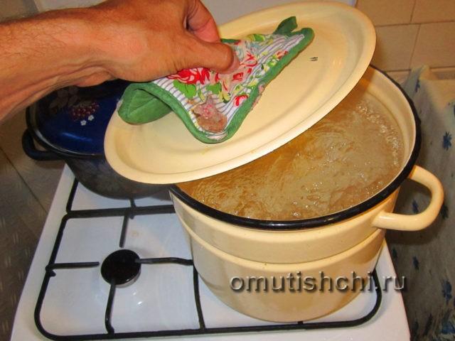Как готовить рассол для засолки огурцов